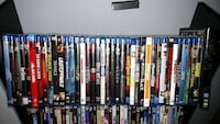 Hundreds of Blu Rays for Sale.  Chicago, 60625