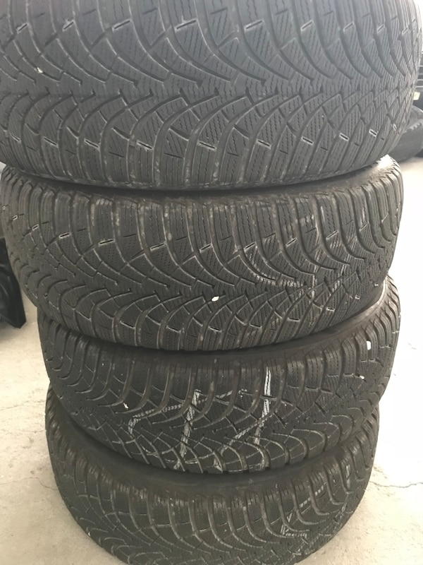 Pneumatici gomme goodyear 205 55 16