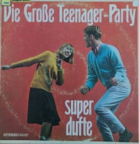 DIE GROBE TEENAGER PARTY