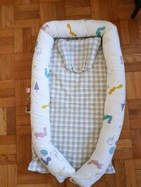 Baby Lounger, Baby Nest Super Soft 100% Cotton and Breathable Newborn  Washington, 20009