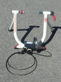GET IN SHAPE ALL YEAR ROUND WITH THIS MINOURA M80 INDOOR BICYCLE TRAINER WITH SPEED CONTROL! Mississauga
