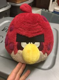 Angry Bird plush toy Spokane Valley, 99216