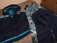Size 4 boy snow pant and jacket London, N5Z 4Y3