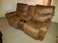 Lay - Z - Boy Double Leather Recliners Bountiful, 84010