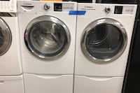 Bosh washer and dryer set  Bowie, 20715