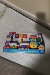 Fisher Price Train toy Learn set Piscataway, 08854