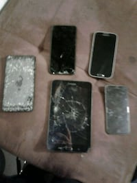 Tablet & phones for sale (parts)