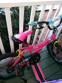 pink and black BMX bike Glen Allen, 23060