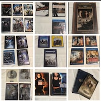 Movie Collection. SEE PICTURES! Large Lot! (Group B)