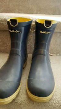 rain boots by wind river size 7 asking $15 or best price offer Toronto, M1E 4Z2