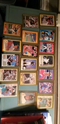 Mainly Mid 80's- early 90's Baseball cards Delaware City
