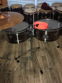 Black and gray drum set Palm Bay, 32909