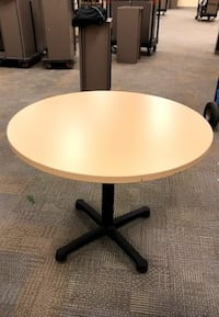 "Teknion Round Table 36"", Good Condition, Call Us Today! Mississauga"