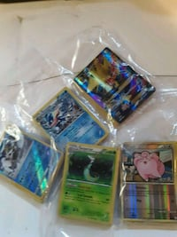 Pokemon cards, 20 cards per pack 3.00 per pack. Riva, 21140