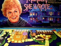 Murder she wrote board game North Richland Hills, 76182
