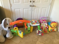 Toddler's assorted toys 2227 mi
