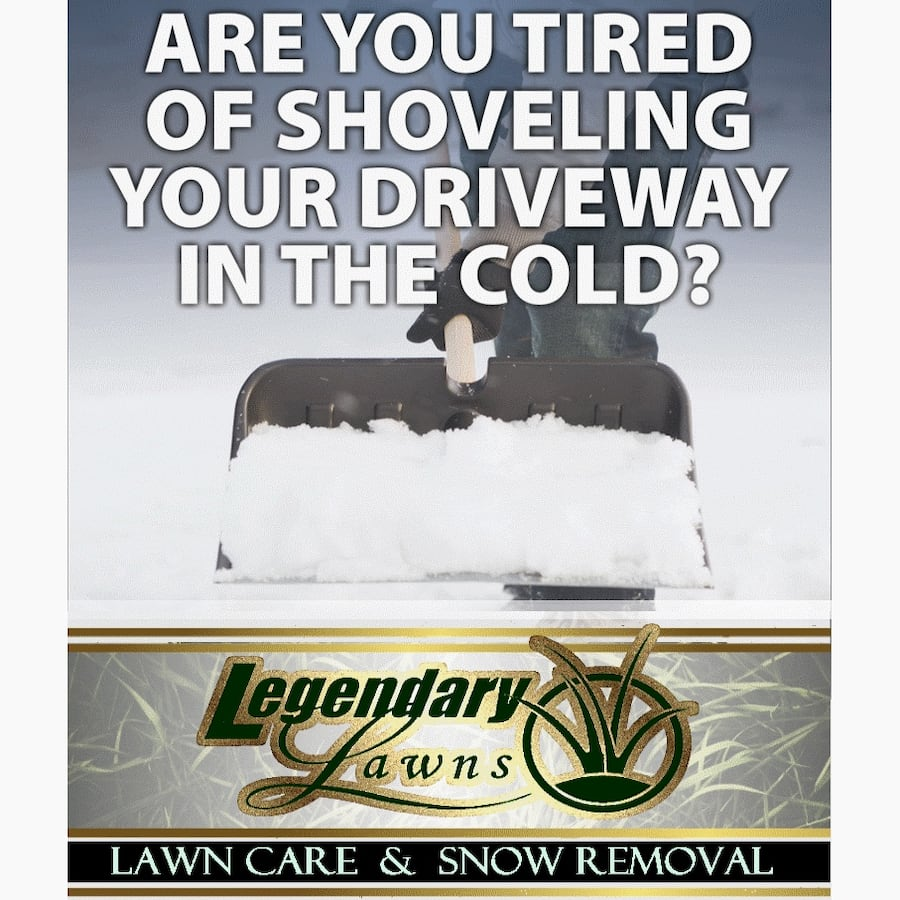 NW Calgary Snow removal Service