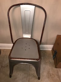 Metal Chair New Port Richey, 34654
