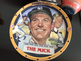Yankees/ Mickey Mantle
