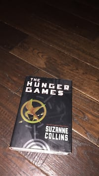 The Hunger Games by Suzanne Collins book Braselton, 30517