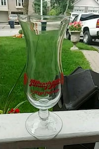 Tiffany's Attic A Diner Playhouse Glass Cup Toronto, M9C