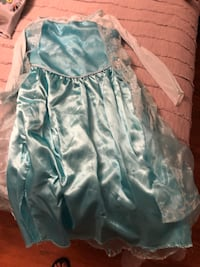 Frozen dress-size 8..worn once Houston, 77022
