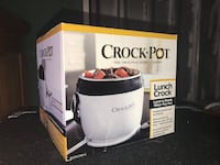 Crock Pot Lunch Crock - New In Box