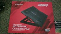 Aneex Notebook cooling pad.   3742 km
