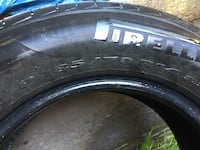4 x Pirelli four seasons tires good tread Surrey, V3S