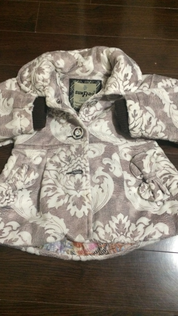 Baby girl jackets , size - 1 to 2 year