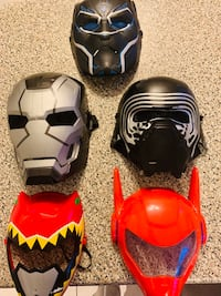 Super hero masks Brampton, L6R 1E6
