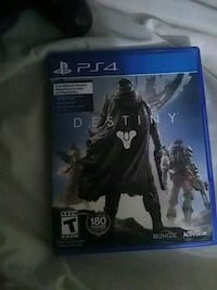 Destiny Sony PS4 game case Silver Spring, 20904