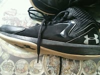 Black Shoes Under Armor Youth size 7 Wichita, 67205