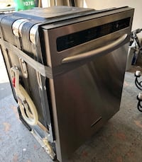 KitchenAid Dishwasher Miami, 33176