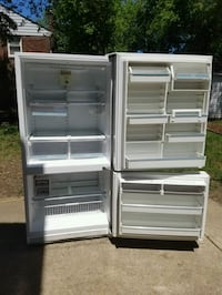 white top-mount refrigerators