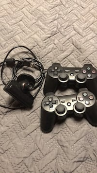 PS3 controllers and Video camera  Bethesda, 20814
