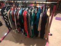 50 Women's shirts size xl sweaters, dress shirts, jacket, everyday shirts much much more  Ranson, 25438