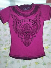 AFFLICTION SHIRT Remus, 49340