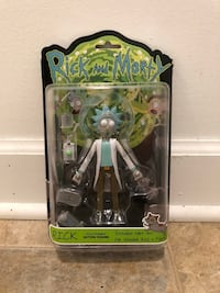 Rick, Morty and Mr. Poopy Butthole Fully Posable Figures (New in box) Philadelphia, 19103