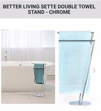 Brand New - Double Towel Stand Toronto, M9P 2N9