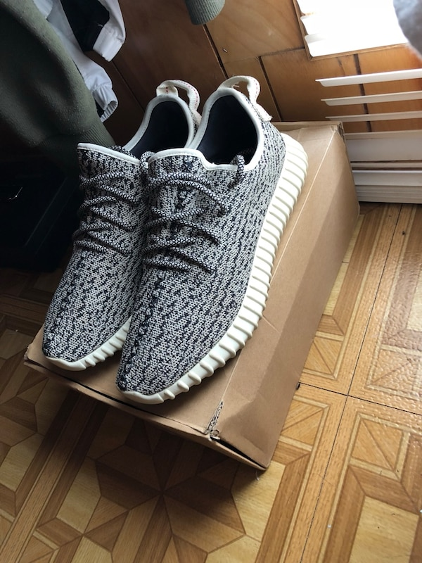 22727b484 Used Pair of gray adidas yeezy boost 350 for sale in Waterbury - letgo