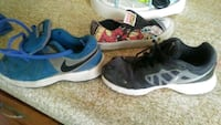 pair of blue-and-black Nike running shoes Yuma, 85364