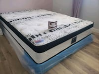 New Queen mattress +box 365. Delivery for 30 to 50 Edmonton, T6C 0J7