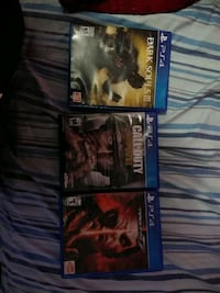 All 3 games for 65 dollars  New York, 10040