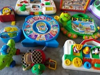 toddler's assorted toys Bolingbrook