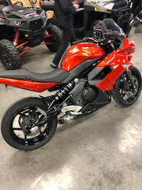 2011 Kawasaki ninja 650r- all maintenance done! Edmonton, T6W 2J3