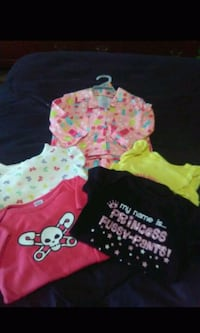 Brand new girls 12months clothing lot for $6.00 Spartanburg, 29303