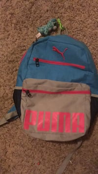Puma bag pack good condition  Red Deer, T4P 2X6