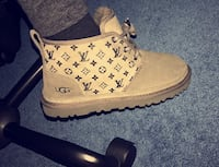 Custom LV ugg boots we can negotiate a price Springfield