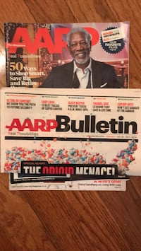 AARP magazine Woodbridge, 22192